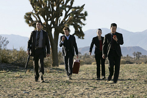 'The Mentalist' 1.17 Preview: Man Plummets From the Sky