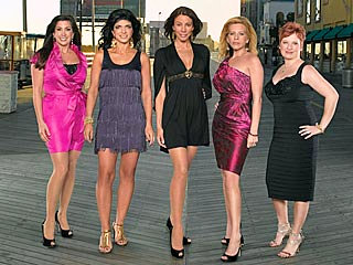 Meet the women of 39 real housewives of new jersey 39 for Where do real housewives of new jersey live