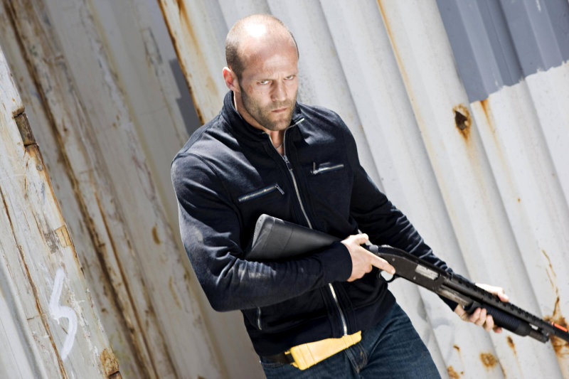 Fresh 'Crank: High Voltage' Red Band Clip Sees Jason Statham in Action