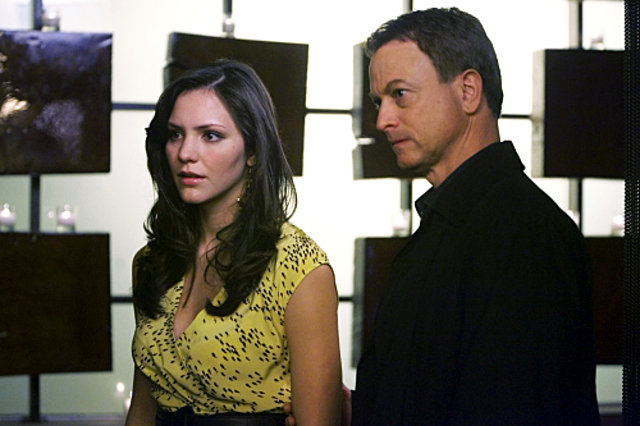 Preview of 'CSI: NY' 5.20: Katharine McPhee Guest Starring
