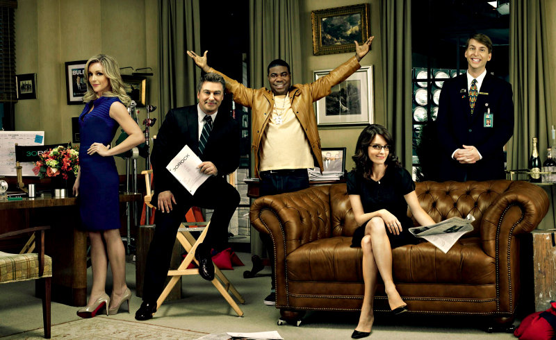 '30 Rock' to Have Star-Studded Musical for May Finale
