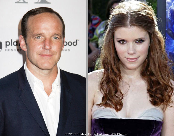 Clark Gregg and Kate Mara Join 'Iron Man 2'
