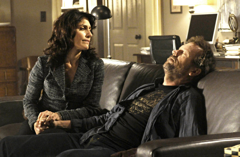 Preview of 'House M.D.' 5.23: Another Huddy Kiss