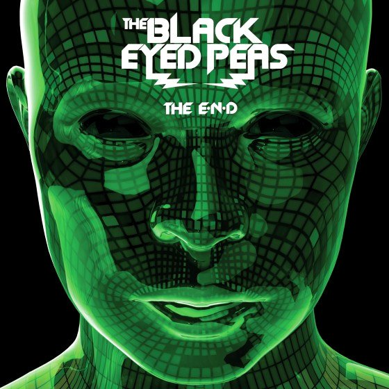 Official Cover Art of Black Eyed Peas' New Album 'The E.N.D.'. May 01, 2009