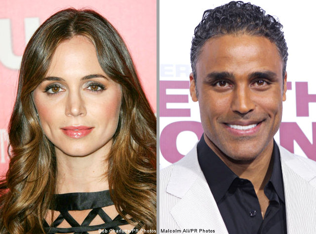 Eliza Dushku Reportedly Dating Rick Fox