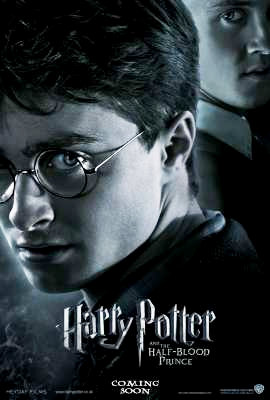 Four New 'Harry Potter and the Half-Blood Prince' Character Posters