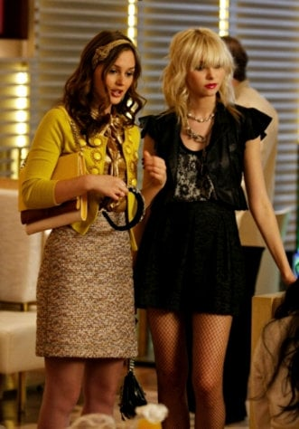 'Gossip Girl' Season 2 Finale Clip: Little J for the New Queen