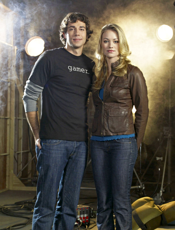 'Chuck' Officially Renewed for Season 3