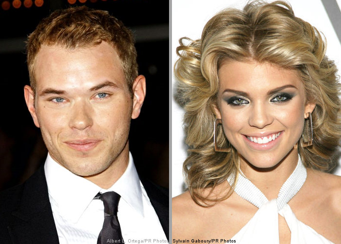 'New Moon' Hottie Kellan Lutz Gets Down and Dirty With AnnaLynne McCord