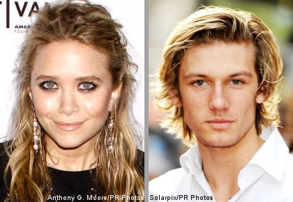 Mary-Kate Olsen and Alex Pettyfer have been signed up to play in movie