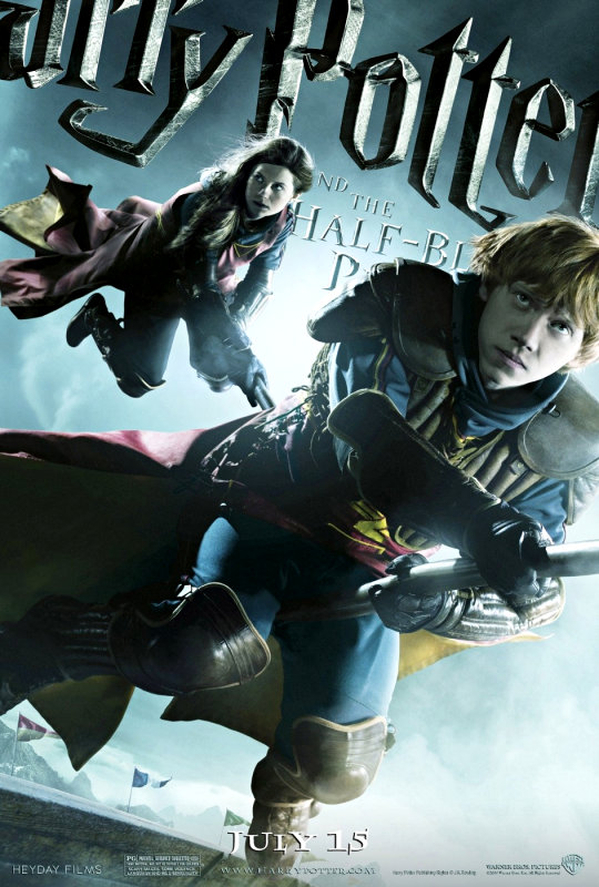 IMAX Release of 'Harry Potter and the Half-Blood Prince' Delayed