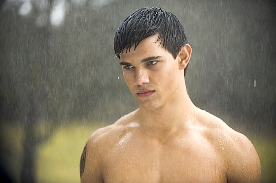 Taylor Lautner Talks 'New Moon' Shooting Experience
