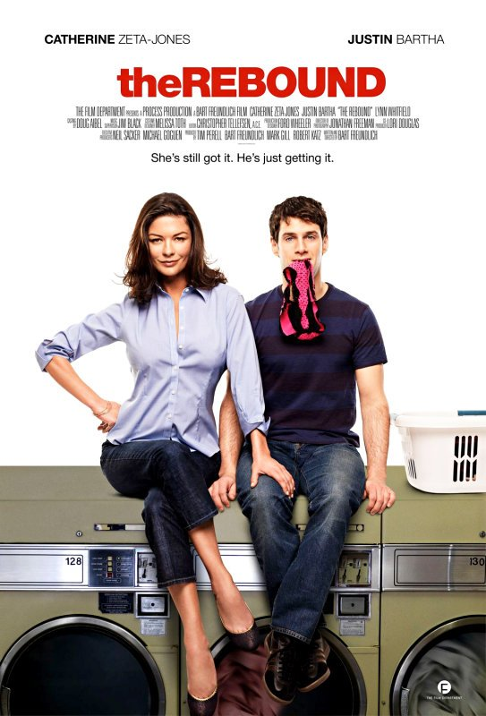 International Trailer of Catherine Zeta-Jones' 'The Rebound'