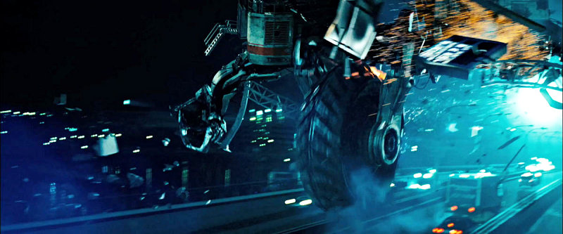 'Transformers 2' Lets Out an English 'Shanghai' Clip and New TV Spots