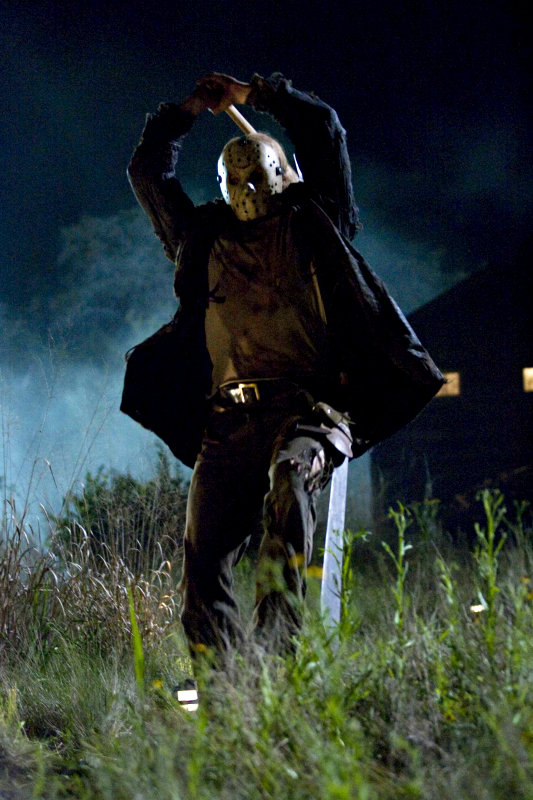 'Friday the 13th' Sequel to See Jason Having Snowball Fight