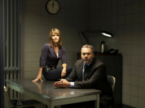 'Law and Order: CI' 8.09 Clip: Murder in the Name of God