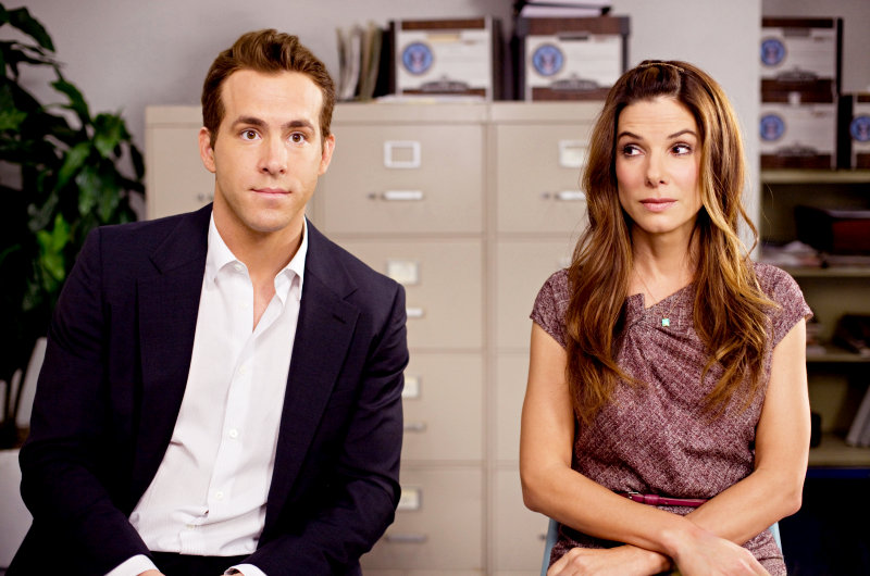 3 New Clips for Sandra Bullock-Starring 'The Proposal'