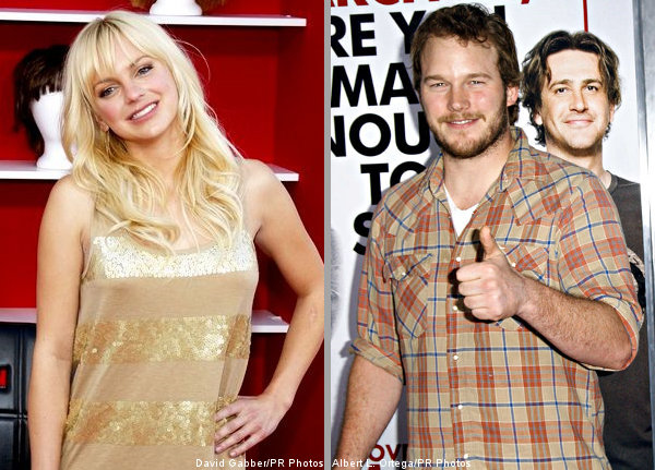 Anna Faris and Chris Pratt Wed in Hawaii