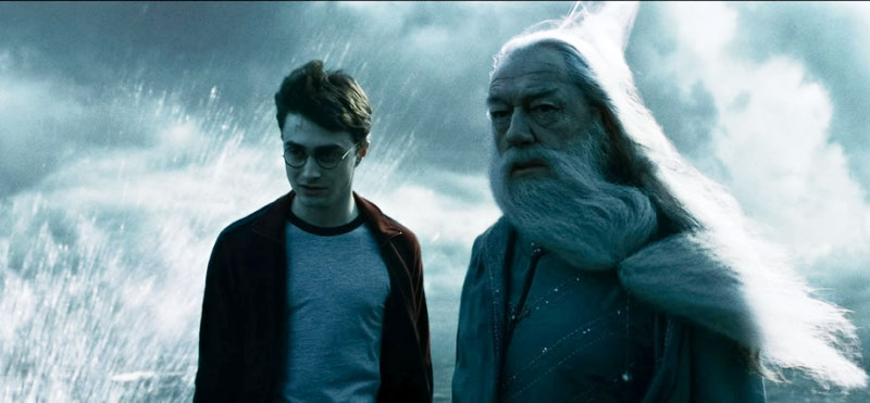 'Harry Potter and the Half-Blood Prince' Debuts Extended Clip