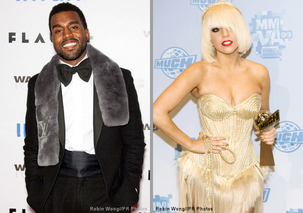 Dates of Kanye West's Joint Tour With Lady GaGa
