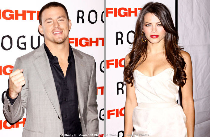 Wedding Photo of Channing Tatum and Jenna Dewan Unveiled