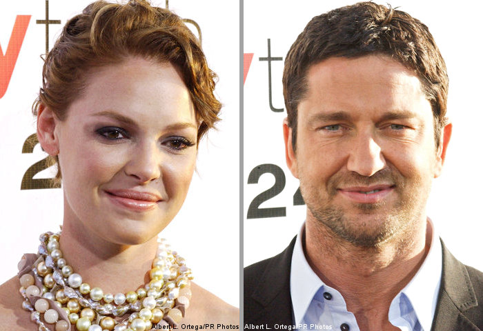 Katherine Heigl and Gerard Butler Evacuated From Hotel Amid Bomb Threat