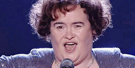 Video: Susan Boyle's Interview on 'America's Got Talent'