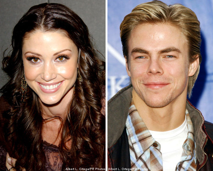 Shannon Elizabeth and Derek Hough Break Up