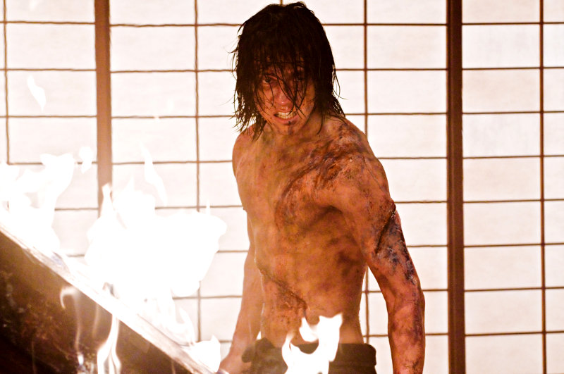 Two New 'Ninja Assassin' Photos Bring Up the Heat