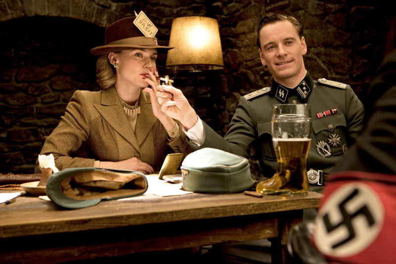 'Inglourious Basterds' Raids North American Box Office