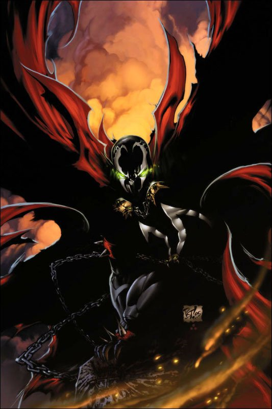 Works on New 'Spawn' Movie Begin