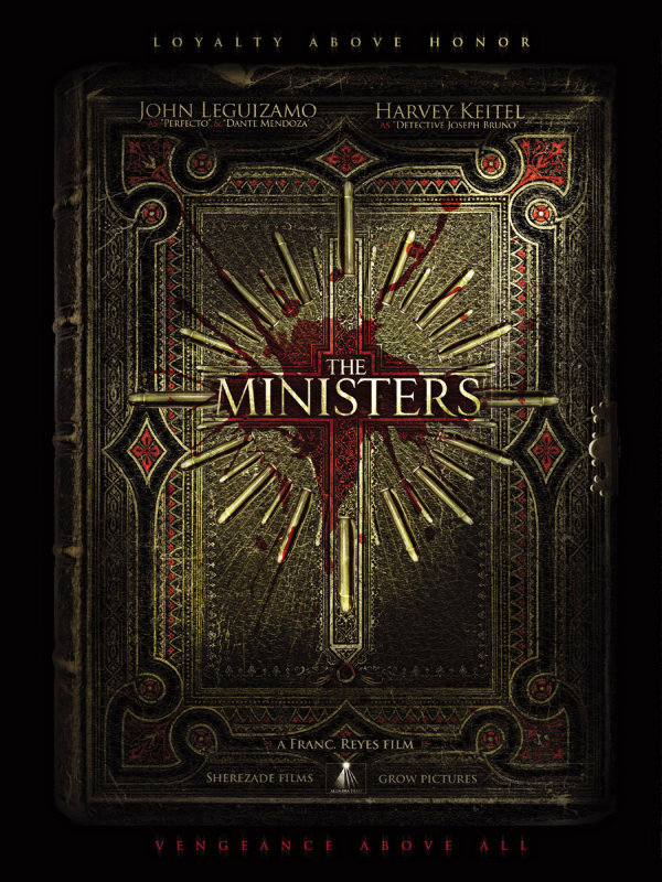 John Leguizamo-Starring 'The Ministers' Gets Trailer