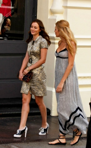 Featurette: 'Gossip Girl' Fashion in Season 3