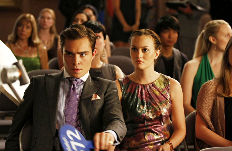 Two New Clips of 'Gossip Girl' 3.03
