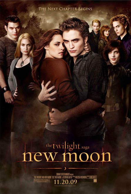 'New Moon' Unleashes Three Fresh Character Posters