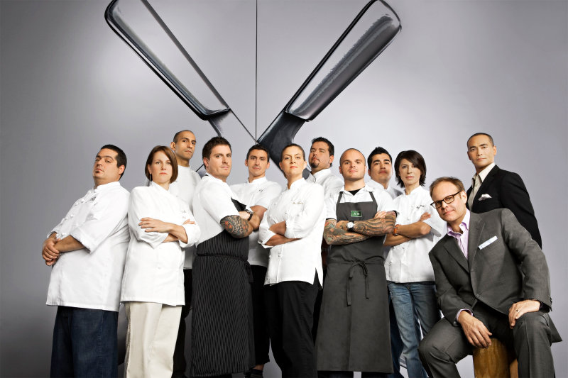 Two Minutes Look Into 'The Next Iron Chef' Season 2