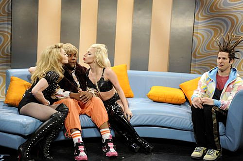 Video: Lady GaGa's Skits on 'Saturday Night Live'