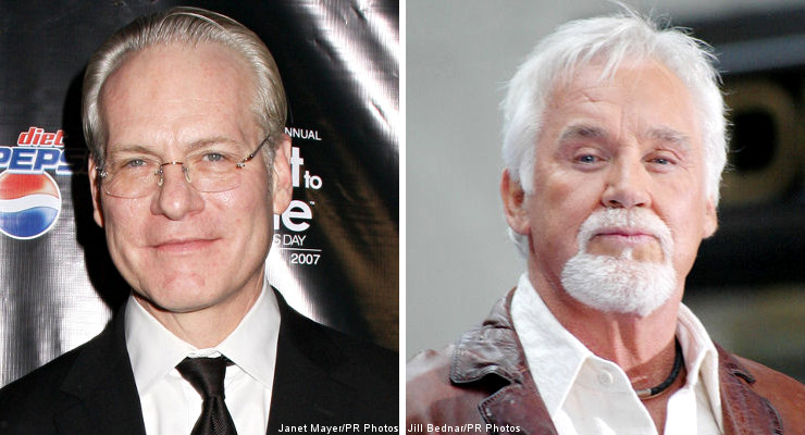 Tim Gunn and Kenny Rogers Added to 'How I Met Your Mother'