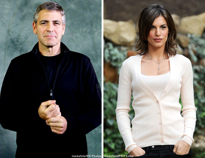 George Clooney Buys Girlfriend Elisabetta Canalis a Promise Ring