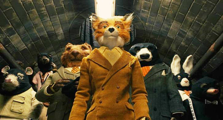 Wes Anderson Explains E-Mail Directing for 'The Fantastic Mr. Fox'