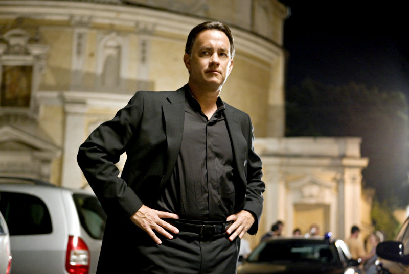 Tom Hanks Ready for Another Robert Langdon in 'The Lost Symbol'