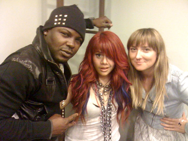 Allison Iraheta Snapped Filming 'Friday I'll Be Over You' Video
