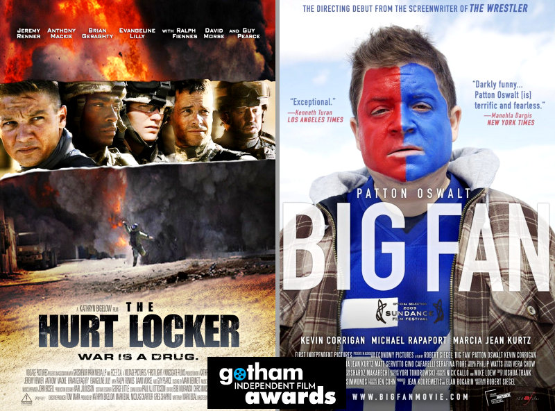 Nominees of 2009 Gotham Awards Announced