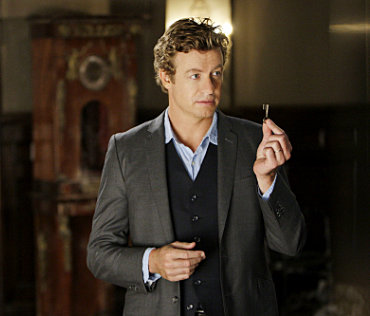 'The Mentalist' 2.05 Preview: Spooky Death