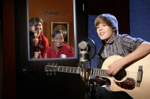 First Look at Justin Bieber on 'True Jackson'
