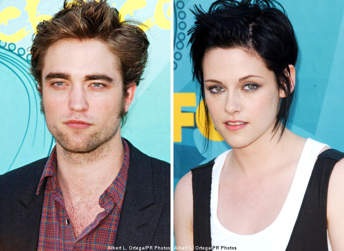 robert pattinson and kristen stewart photo shoot 2009. Robert Pattinson and Kristen
