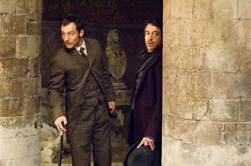 New 'Sherlock Holmes' Trailer Offers All Kind of Fights