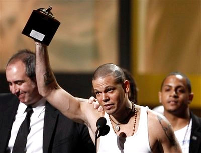 Calle 13 Win Big at 2009 Latin Grammy Awards