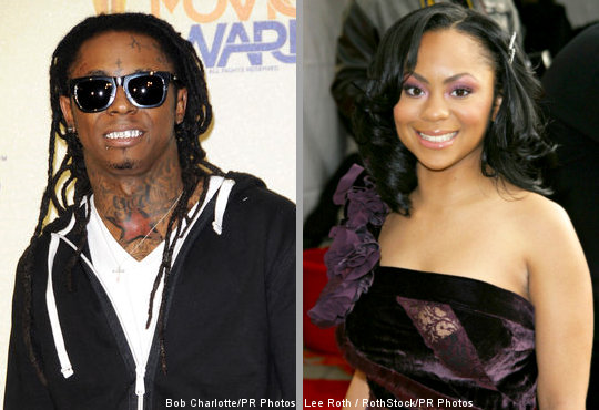 Lil Wayne and Nivea's First Child Arrives