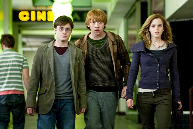 harry potter and deathly hallows_11. Sneak Peek Video of #39;Harry